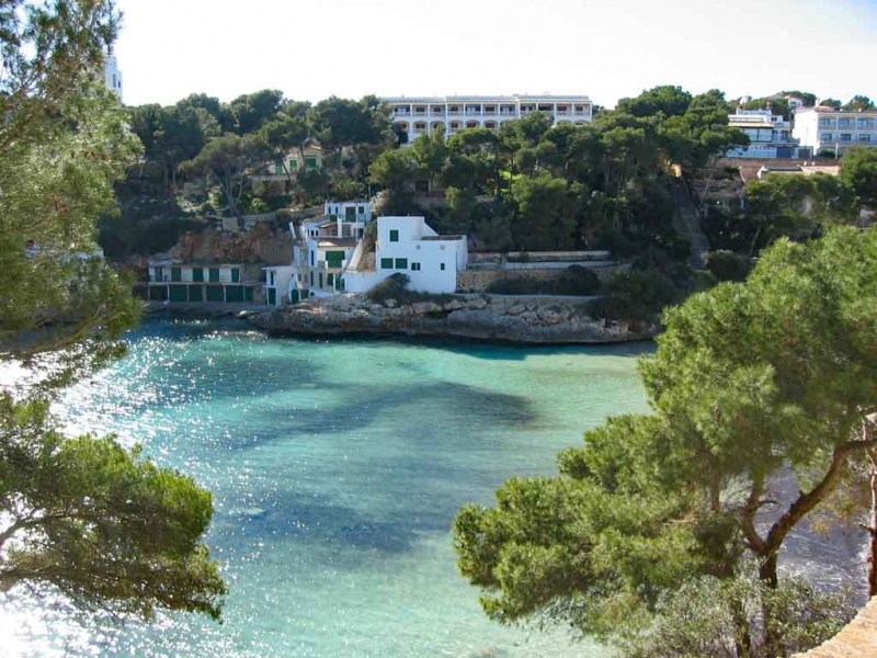Foto: Cala Santanyi / Mallorca